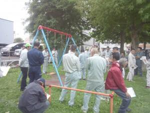 平成27年度公園施設の日常点検講習会