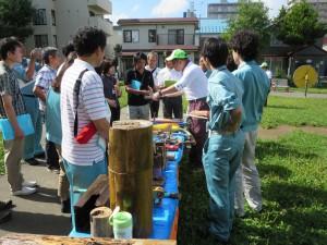 平成28年度公園施設の日常点検講習会