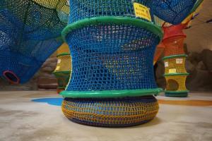 国営滝野すずらん丘陵公園 虹の巣ドーム内 虹の巣ネット4