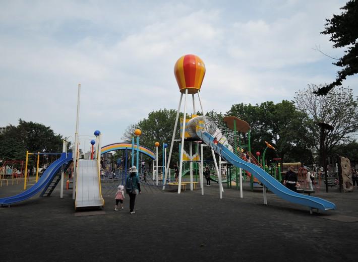 札幌市 北園公園1