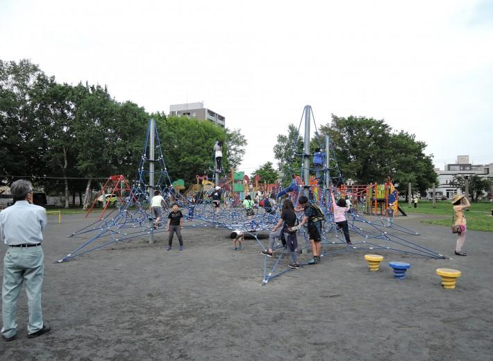 札幌市 北園公園2
