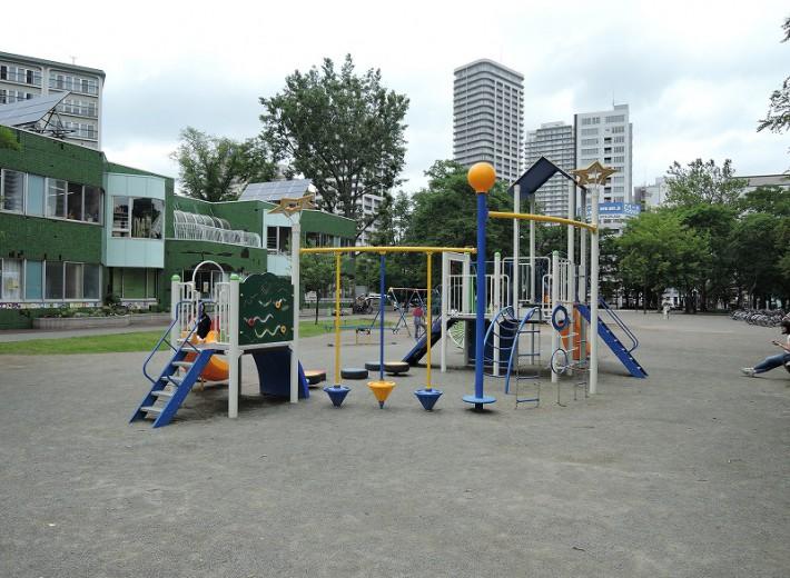 札幌市 中島公園1