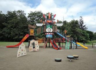 帯広市緑ヶ丘公園