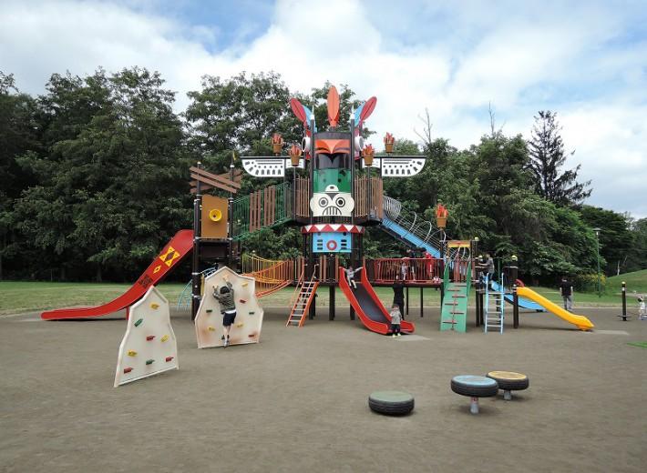 帯広市緑ヶ丘公園1