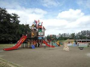帯広市緑ヶ丘公園3