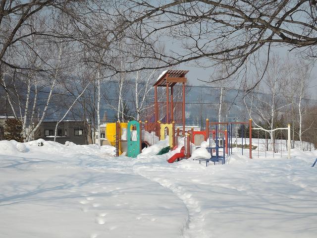 冬の公園4