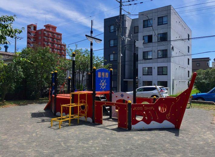 札幌市 手稲パンダ公園3